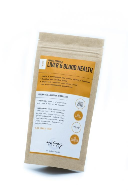 Ming Herbs Liver and Blood Health