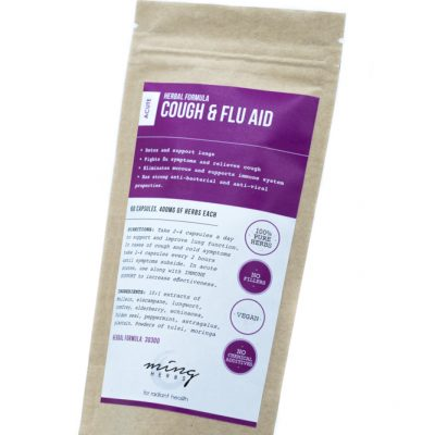 Ming Herbs Cough and Flu Aid