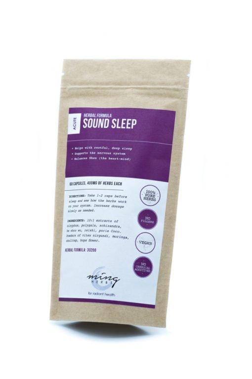 Ming Herbs Sound Sleep