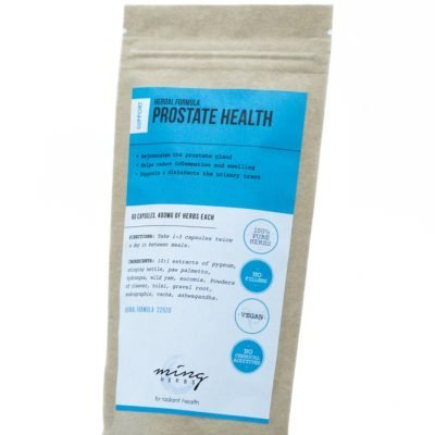 Ming Herbs Prostate Health