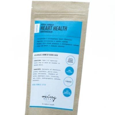 Ming Herbs Heart Health