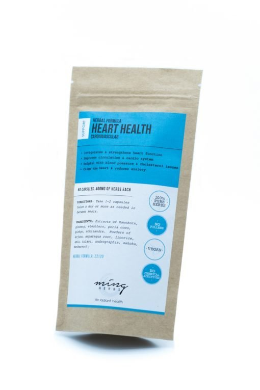 Ming Herbs Heart Health