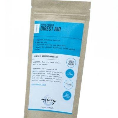 Ming Herbs Digest Aid