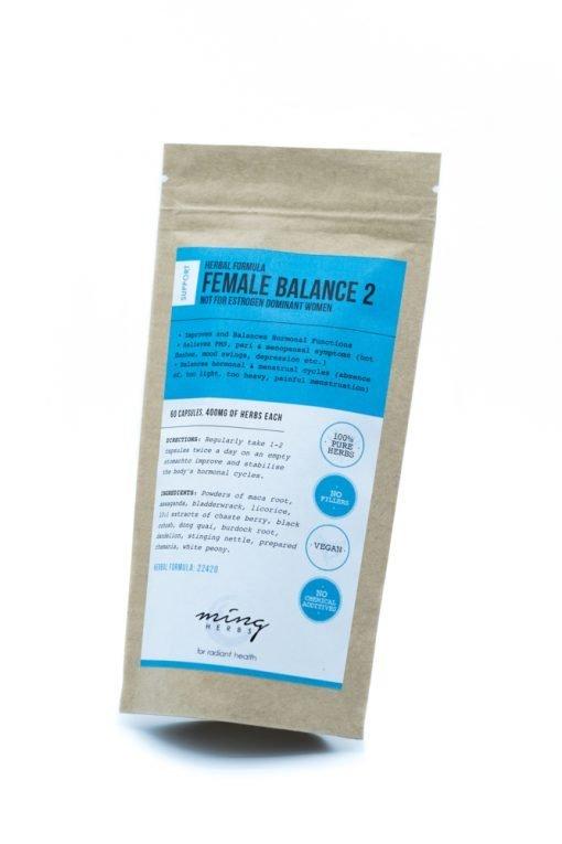 Ming Herbs Female Balance 2