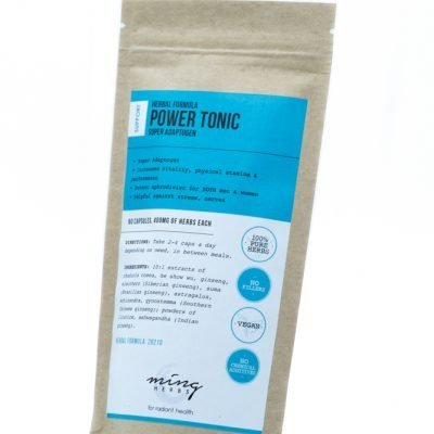 Ming Herbs Power Tonic