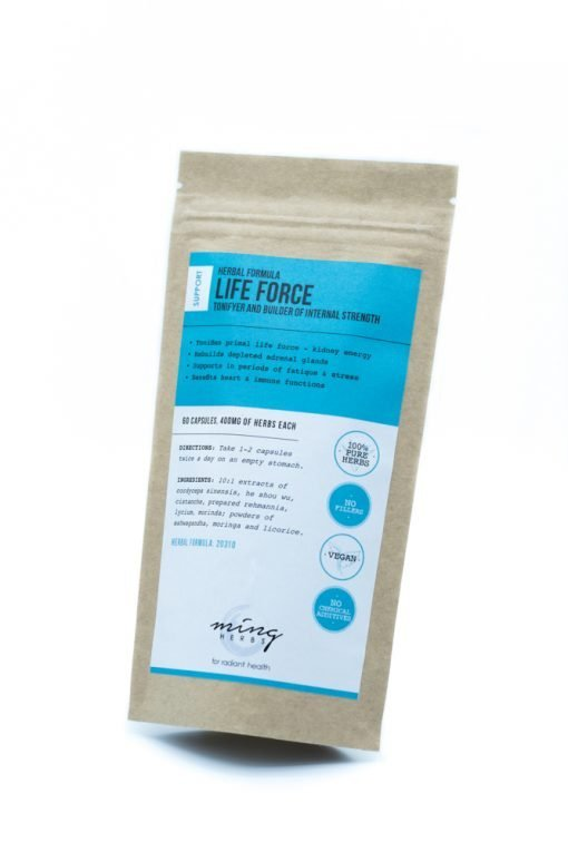 Ming Herbs Life Force