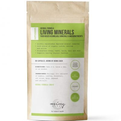 Ming Herbs Living Minerals