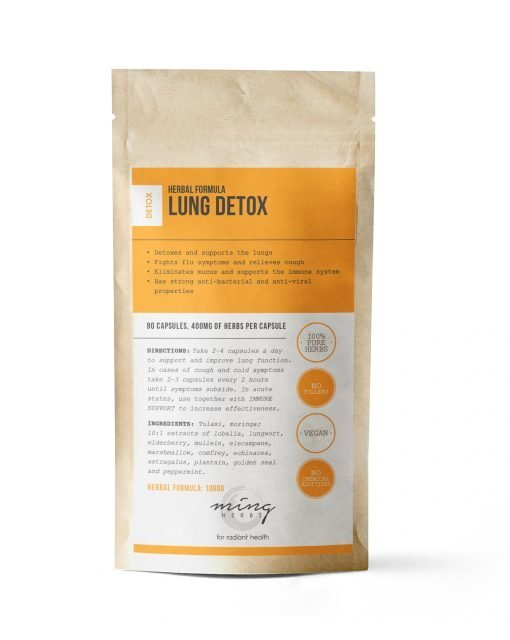 Ming Herbs Lung Detox