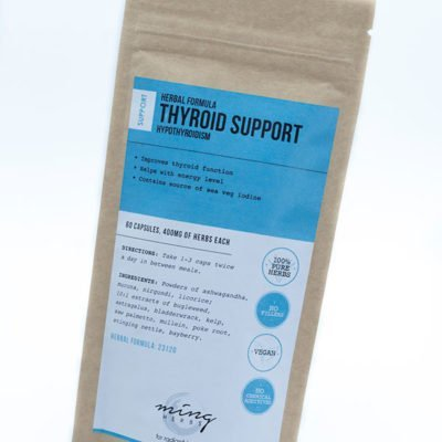 Ming Herbs Thyroid Support