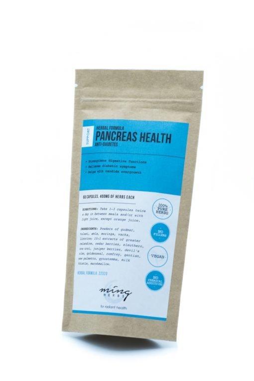 Ming Herbs Pancreas Health