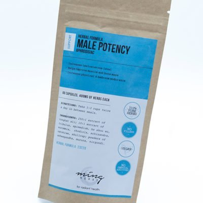 Ming Herbs Male Potency