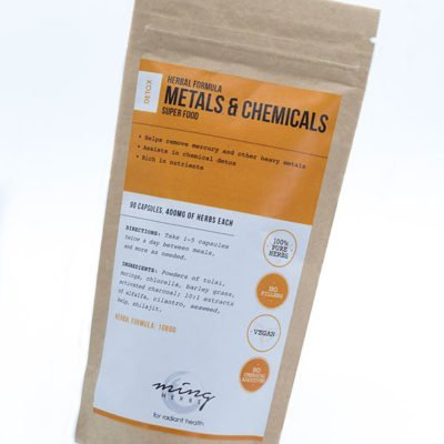 Ming Herbs Metal and Chemicals