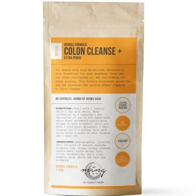 Ming Herbs Colon Cleanse