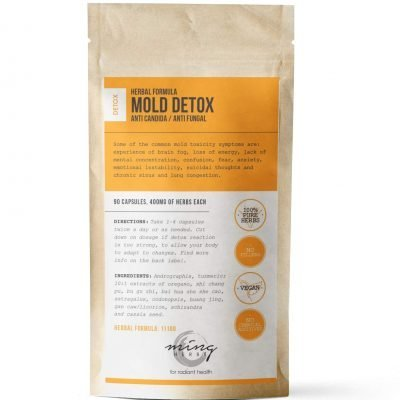 Ming Herbs Mold Detox