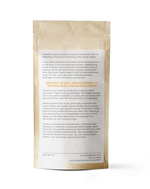 Ming Herbs Bac/Viral Cleanse