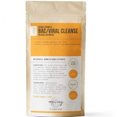 Ming Herbs Bac/Viral Cleanse