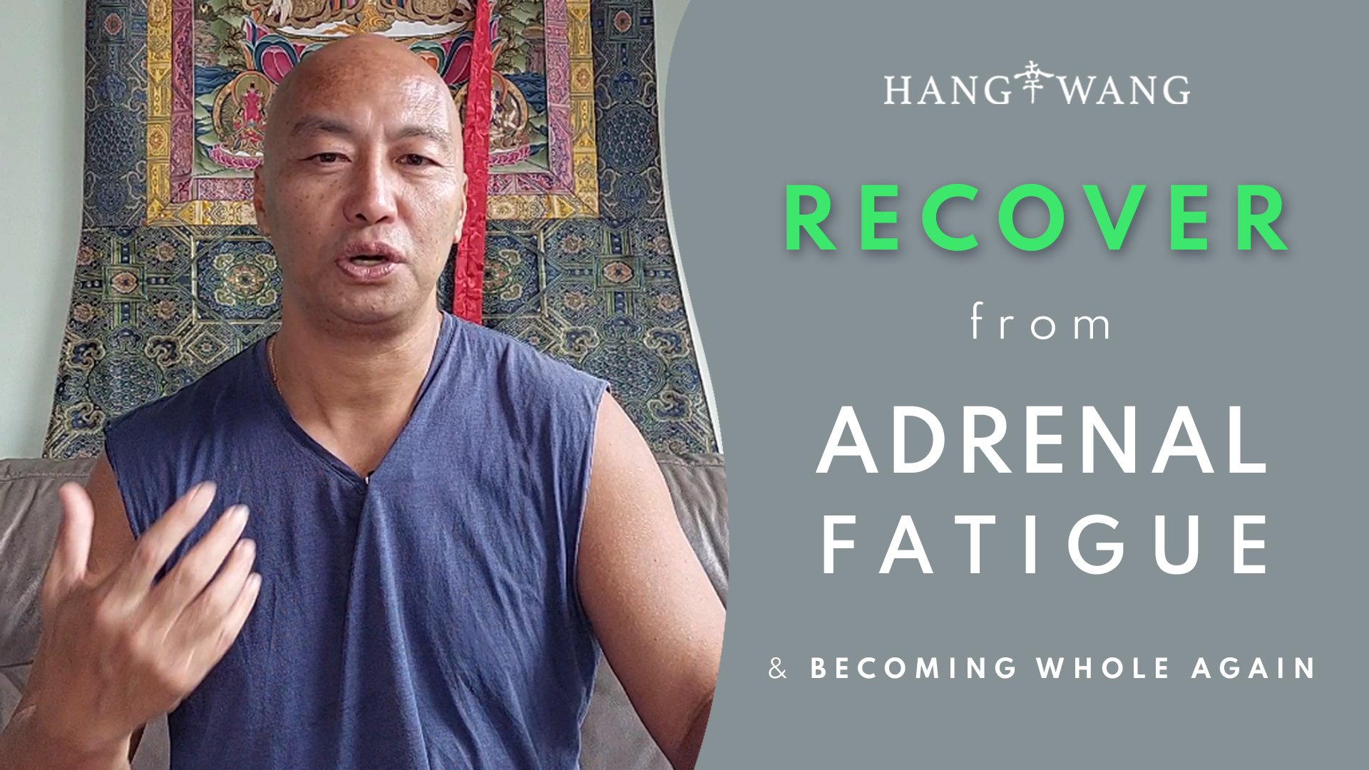 How to Become Whole Again – Recovering from Adrenal Fatigue