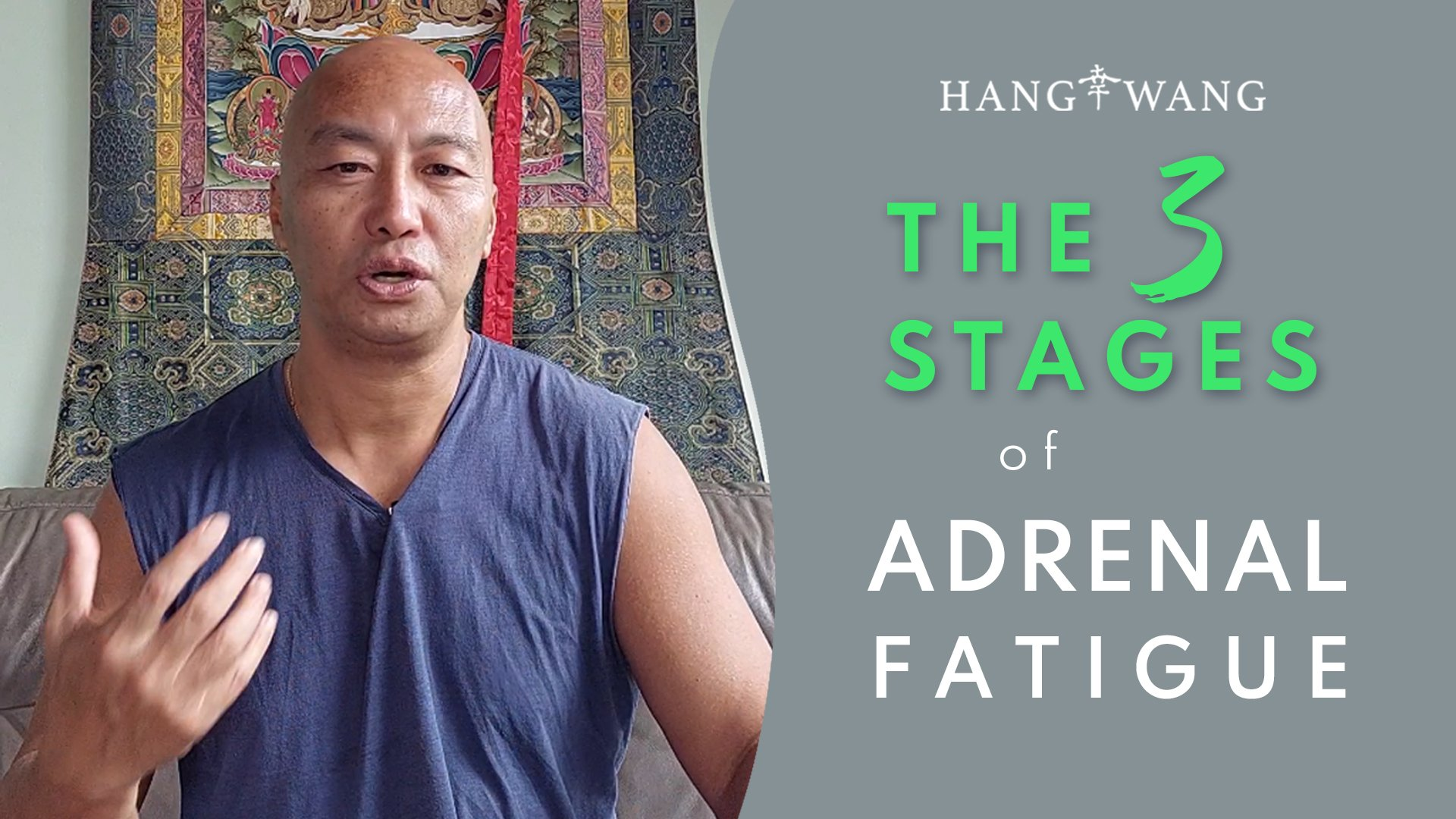 The Three Stages of Adrenal Fatigue